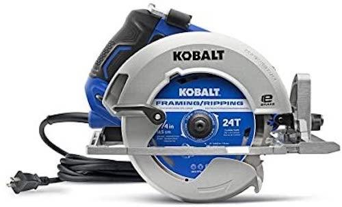 kobalt circular saw product image