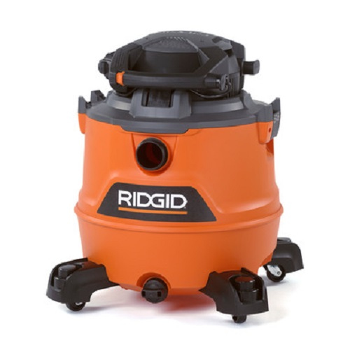 ridgid wet dry vac