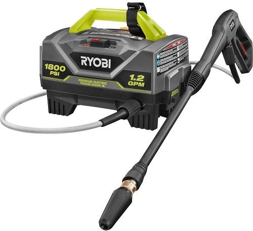 ryobi 1800 psi pressure washer